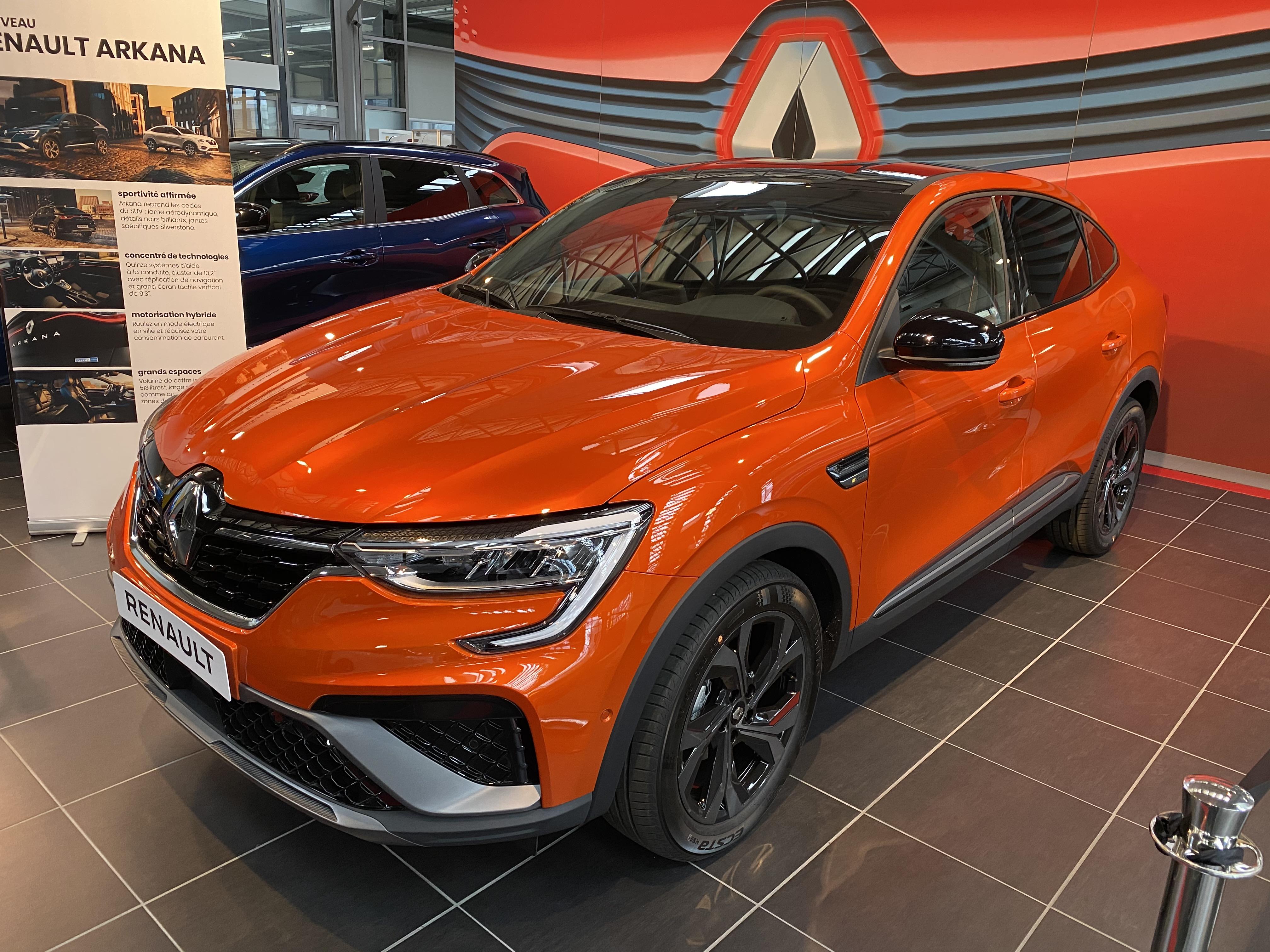 Nouveau Renault ARKANA